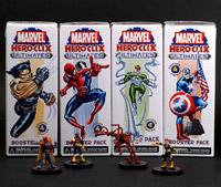 Marvel Heroclix : Ultimate - Booster Heroclix