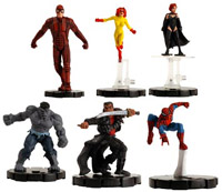 Marvel Heroclix : Mutant Mayhem - Booster Heroclix