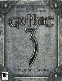 Gothic 3 - édition Collector - PC