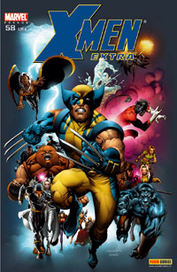 X-Men Extra N°58