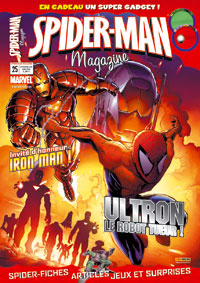 Spider-Man Magazine V2 - 25