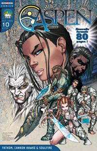 Aspen Comics 10
