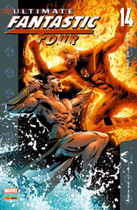 Ultimate Les 4 fantastiques : ULTIMATE FANTASTIC FOUR 14