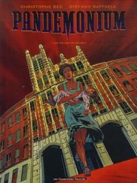 Sanatorium : Pandemonium, Tome 1 : Les collines de Waverly