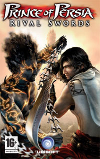 Prince of Persia 3 : Les Deux Royaumes : Prince of Persia Rival Swords - PSP