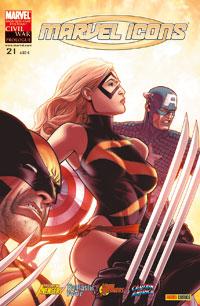 Marvel Icons - 21