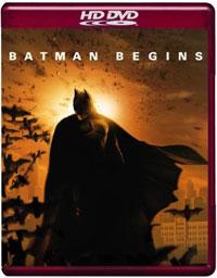 Batman Begins - HDDVD