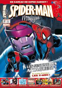 Spider-Man Magazine V2 - 27