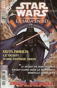 Star Wars BD Magazine : Star Wars - La Saga en BD  6