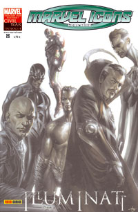 Marvel Icons Hors série 8