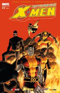 Astonishing X-Men 22