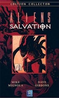 Aliens Salvation - La rédemption : Aliens : salvation : Edition collector
