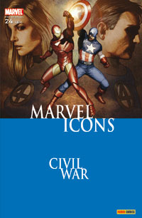 Marvel Icons - 24