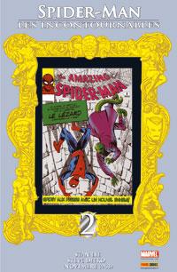 Les Incontournables Spider-Man : L'attaque du lézard