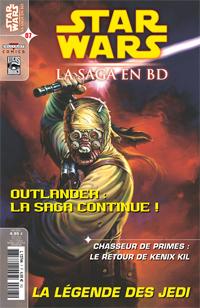 Star Wars BD Magazine : Star Wars - La Saga en BD  7