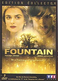 DVD collector The Fountain