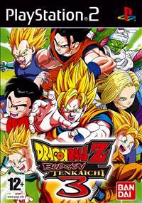 Dragon Ball Z : Budokai Tenkaichi 3 : DBZ Budokai Tenkaichi 3 - PS2