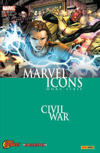 Marvel Icons Hors série 10
