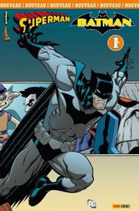Superman et Batman : Batman & superman 1