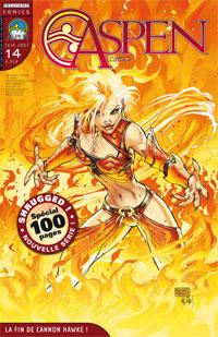 Aspen Comics 14