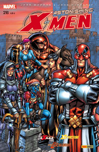 Astonishing X-Men 26