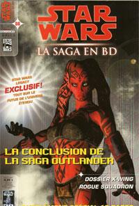 Star Wars BD Magazine : Star Wars - La Saga en BD  8