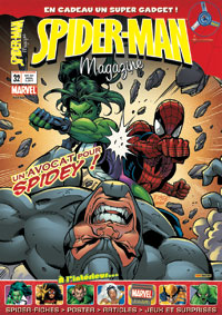 Spider-Man Magazine V2 - 32