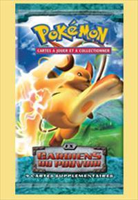 Pokemon JCC : Ex Gardiens du pouvoir - Booster
