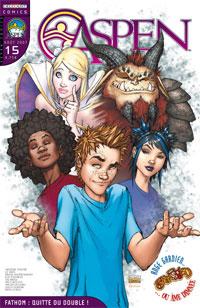 Aspen Comics 15