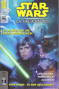 Star Wars BD Magazine : Star Wars - La Saga en BD 9