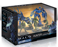 Halo Action Clix : Hunter Combat Pack
