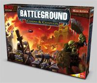 Battleground - Canons & Catapultes : Battleground Maxi Attack