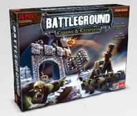 Battleground - Canons & Catapultes : Battleground Prison Attack