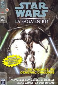Star Wars BD Magazine : Star Wars - La Saga en BD 10
