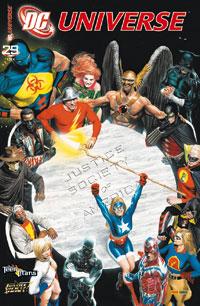 DC Universe Hors série : DC Universe Hs 7
