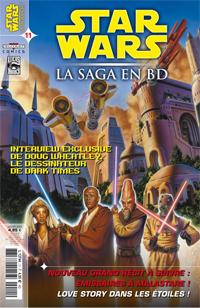 Star Wars BD Magazine : Star Wars - La Saga en BD 11