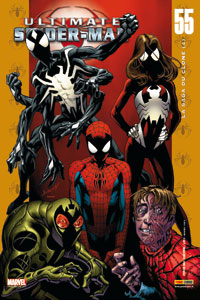 Ultimate Spider-Man 55