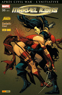 Marvel Icons - 35