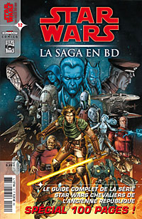 Star Wars BD Magazine : Star Wars - La Saga en BD 12