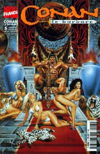 Conan le barbare 05
