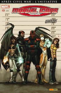 Marvel Icons Hors série 13