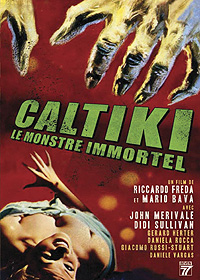 Caltiki, le monstre immortel : Caltiki - Le monstre immortel