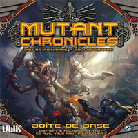 Mutant Chronicles : le Jeu de Figurines à Collectionner : Boite de base