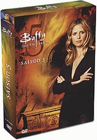 Buffy contre les Vampires - Intégrale Saison 5 - 6DVD