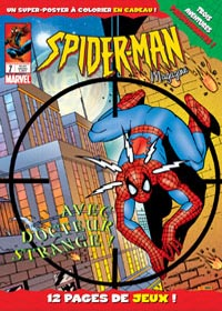 Spider-Man Magazine V2 - 7