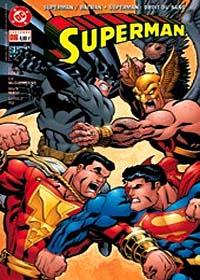 Superman - comics Semic : Superman # 6