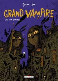 Quai des brunes : Grand vampire : Quai des brumes