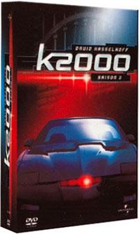 K2000 - Intégrale Saison 2 - 8DVD
