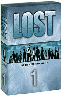 Lost, les disparus : Lost - Intégrale saison 1 - 7DVD