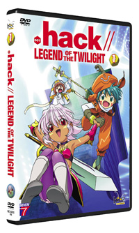 .Hack// Legend Of The Twilight Vol. 1